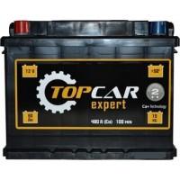 Автомобильный аккумулятор Top Car 6СТ-60 L+ Expert